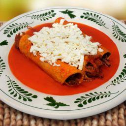 Tacos Dorados Mayas