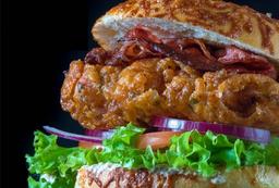 Hamburguesa Crispy Pig