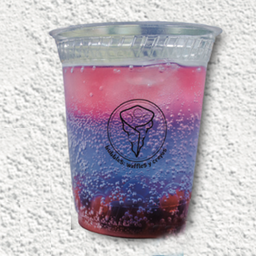 Bubble Soda Space 16 oz