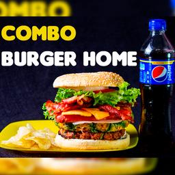 Combo Burger Home