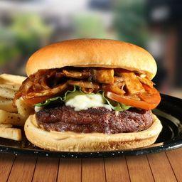 Burger Cheese & Bbq
