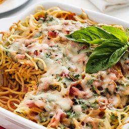 Milanesa de Pollo, Spaghetti y Refresco