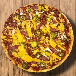 Nathan´S Famous Pizza Mediana
