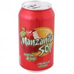 Manzanita Sol 355 ml