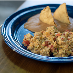 Huevos a la mexicana