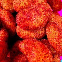 Manguitos Enchilados de Goma (100 Gr)