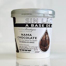 Frozen Helado Nama Chocolate