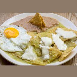Clásicos Chilaquiles