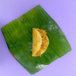 Cochinito. 1 Taco de Cochinita