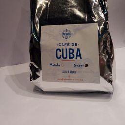 Bolsa Café Grano Cuba