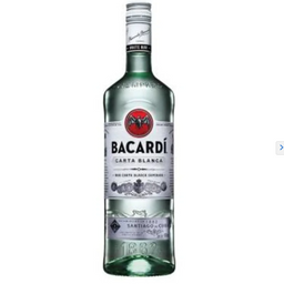 Bacardi Blanco 750 ml