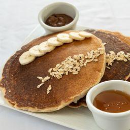 Hot Cakes de Harina