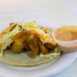 Taco Fish de Camarón