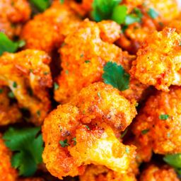Coliflor Búfalo Wings