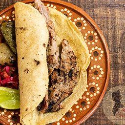 Taco de Carne Asada