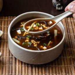 Sopa Hot & Sour de Pollo
