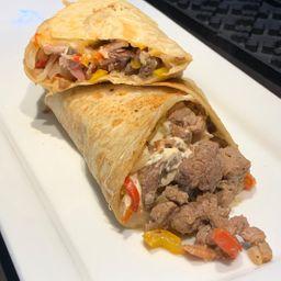 Burrito Alambre