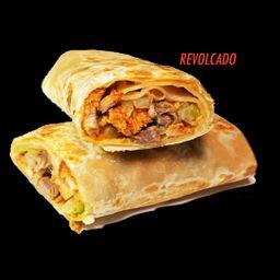 Burro Revolcado
