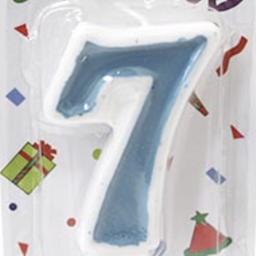 Vela Número 7