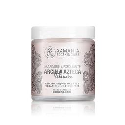 Xamania Ecoskincare Mascarilla Exfoliante Arcilla Azteca 82 g