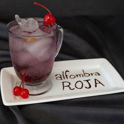 Soda Alfombra Roja