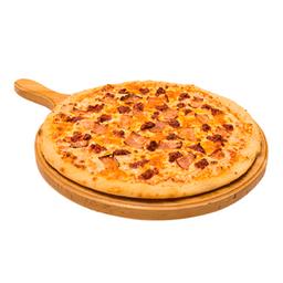 Pizza monstruo tocino deluxe