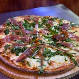 Pizza Prosciutto Crudo e Arugula