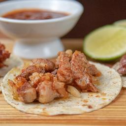 Tacos de Rib Eye (orden de 3)