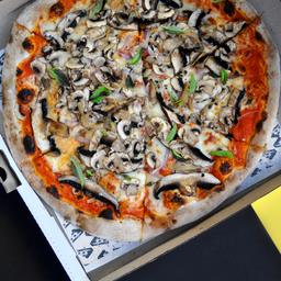 Pizza Tres Hongos