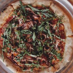 Pizza Prosciutto & Arúgula