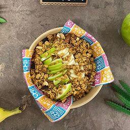 Bowl Yogurt Griego con Frutas y Granola
