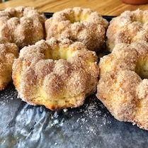 Muffin de Dona 2 Piezas