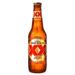 Cerveza XX Ambar  325ml