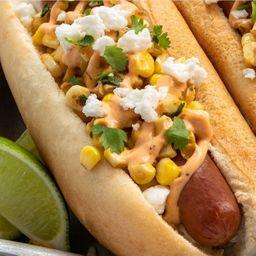 Combo Esquite Hot Dog