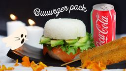 Buuurger Pack