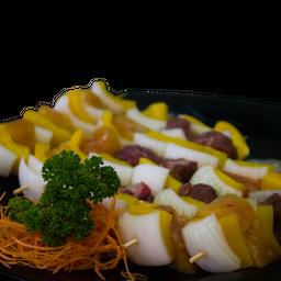 Yaquitori Vegetariano