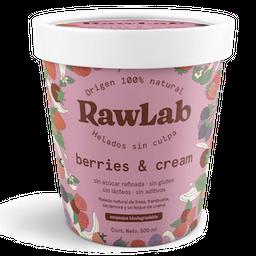 Helado de Berries & Cream 1/2L