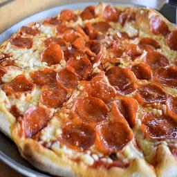 Súper Pizza Pepperoni
