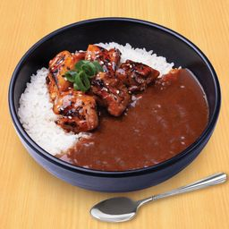 Curry Teriyaki de Pollo