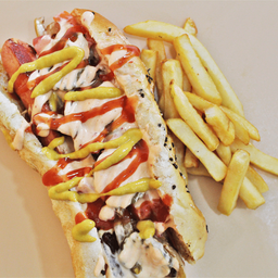 Hot Dog Salchicha Bratwurst