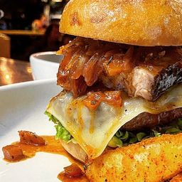 Burger Pork Belly Spot