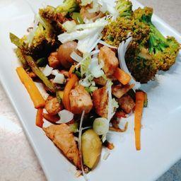 Tempayaki de Pollo