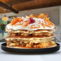 Pancake Zanahoria