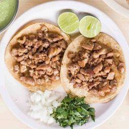 Tacos Chuleta