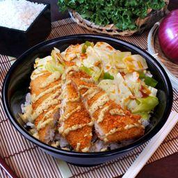 Sakana Fry Don Mayonesa Wasabi
