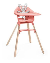 Stokke Silla Alta Clikk High Chair Coral Edad 6-36 Meses
