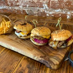Power Trio Burger
