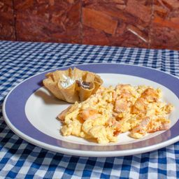 Combo Huevos Jamón
