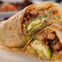 Burrito Cosmopólita