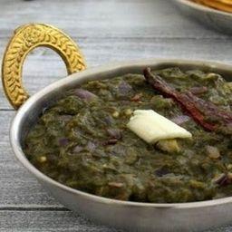 Saag makhani